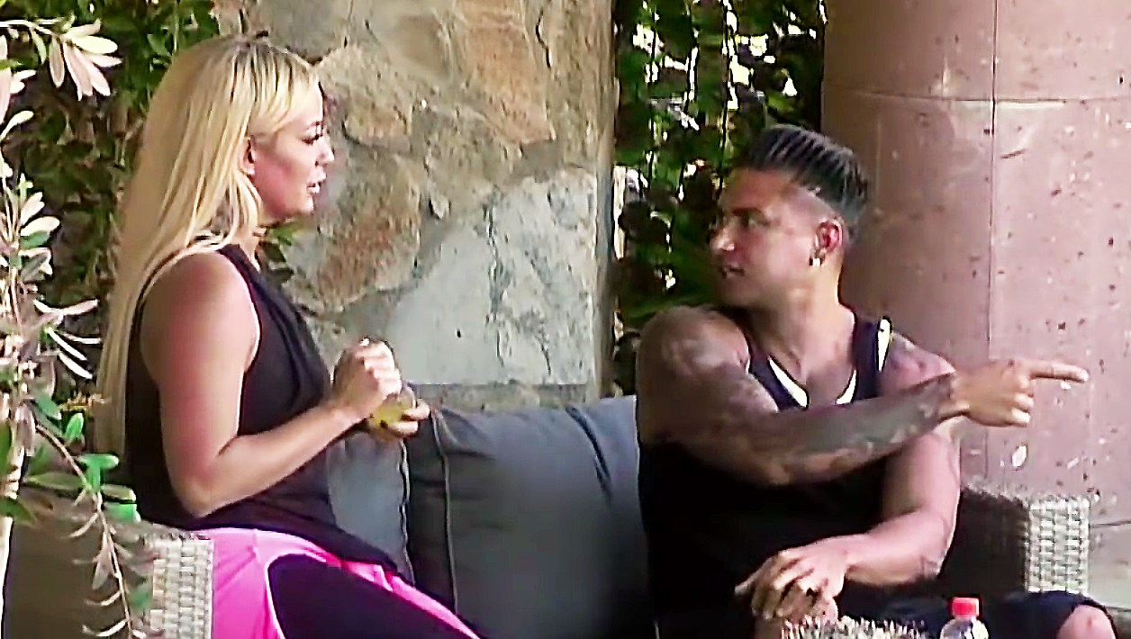 Aubrey O'Day Wishes Pauly D Dead Accuses Abuse