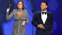 Chrissy Teigen Claps Back at Emmys Viewer Who Thinks She's Pregnant