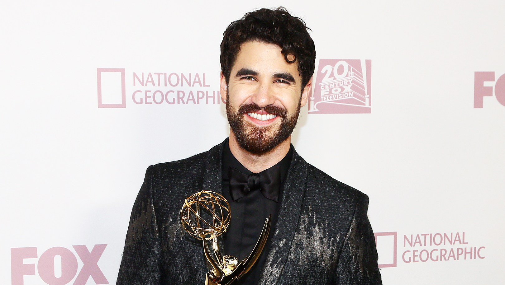 Darren Criss Emmys 2018 Win Surprised