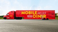 Denny's Mobile Relief Diner
