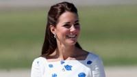duchess kate lk bennett white and blue floral dress