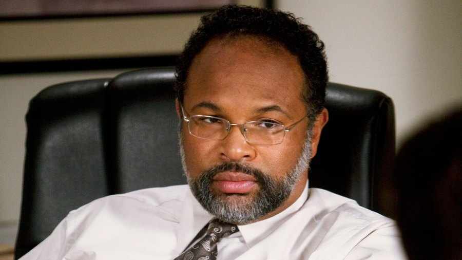 GEOFFREY OWENS on 'THE SECRET LIFE OF THE AMERICAN TEENAGER'