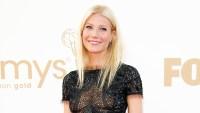 Gwyneth Paltrow Emmy Awards Wackiest Dresses
