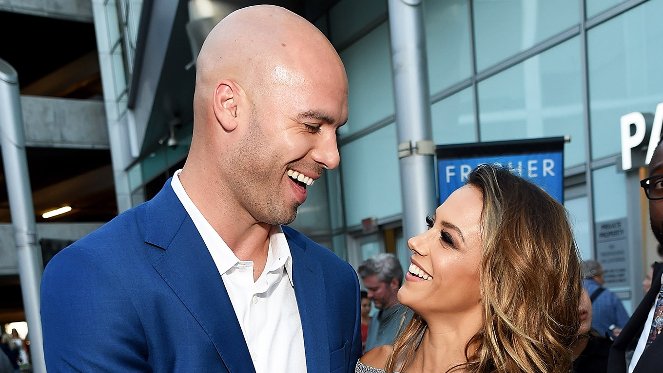 Jana Kramer: My Husband and I Are 'Love Addicts'