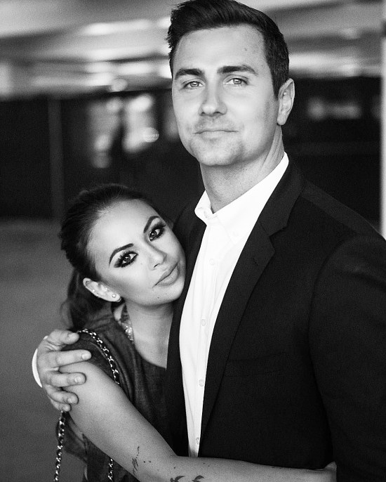 Janel Parrish Chris Long Married