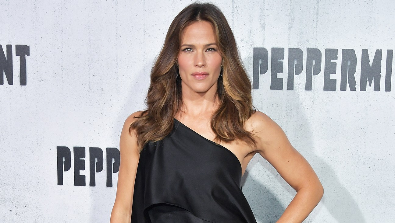 Jennifer Garner Workout Exclusive