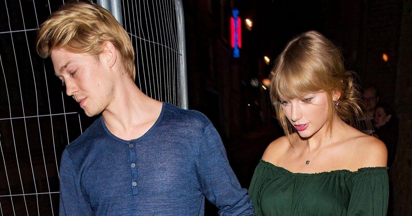 Gorgeous! Taylor Swift and Joe Alwyn's Relationship Timeline