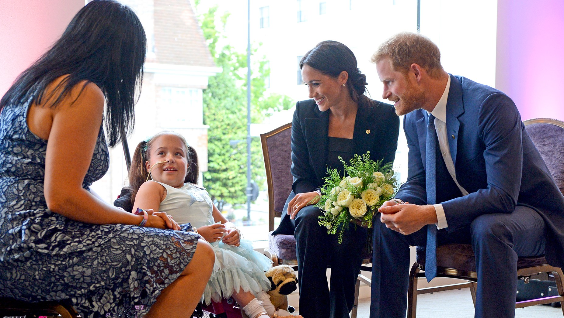 wellchild duchess mehan prince harry