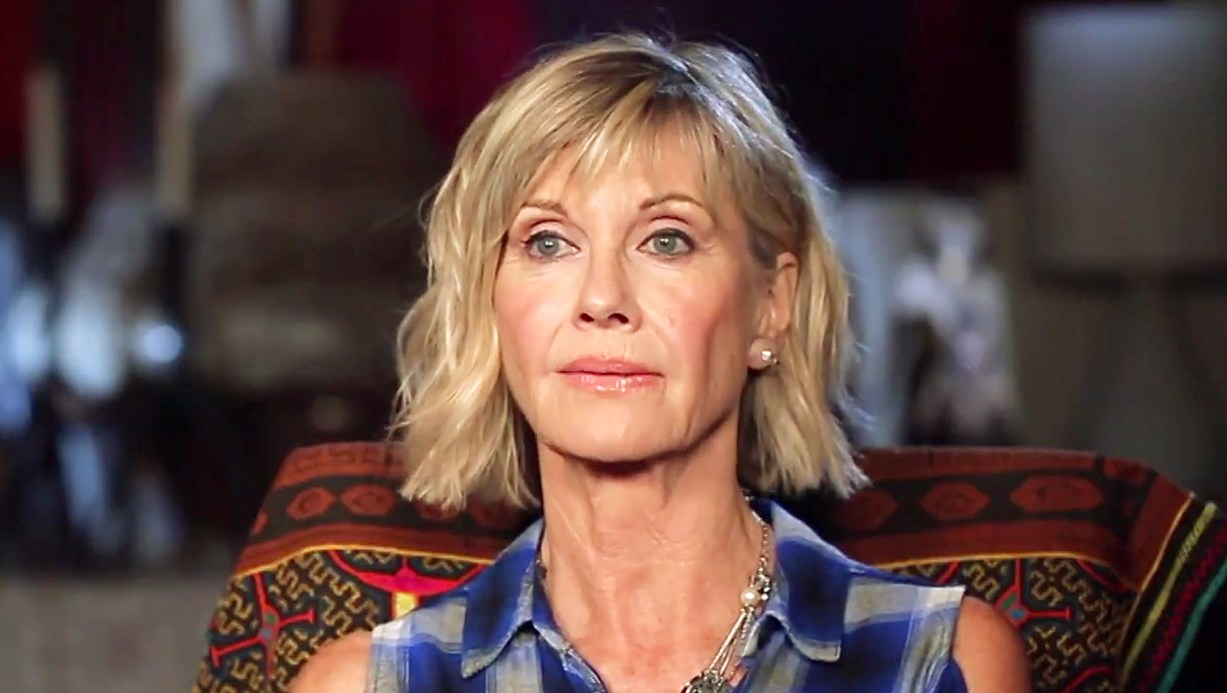 Image result for Olivia Newton-John Says She Will Use Cannabis to Fight Third Battle with Cancer