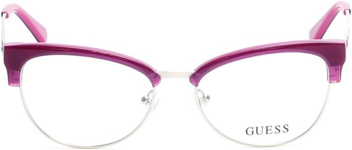 designer de lunettes de vue rose