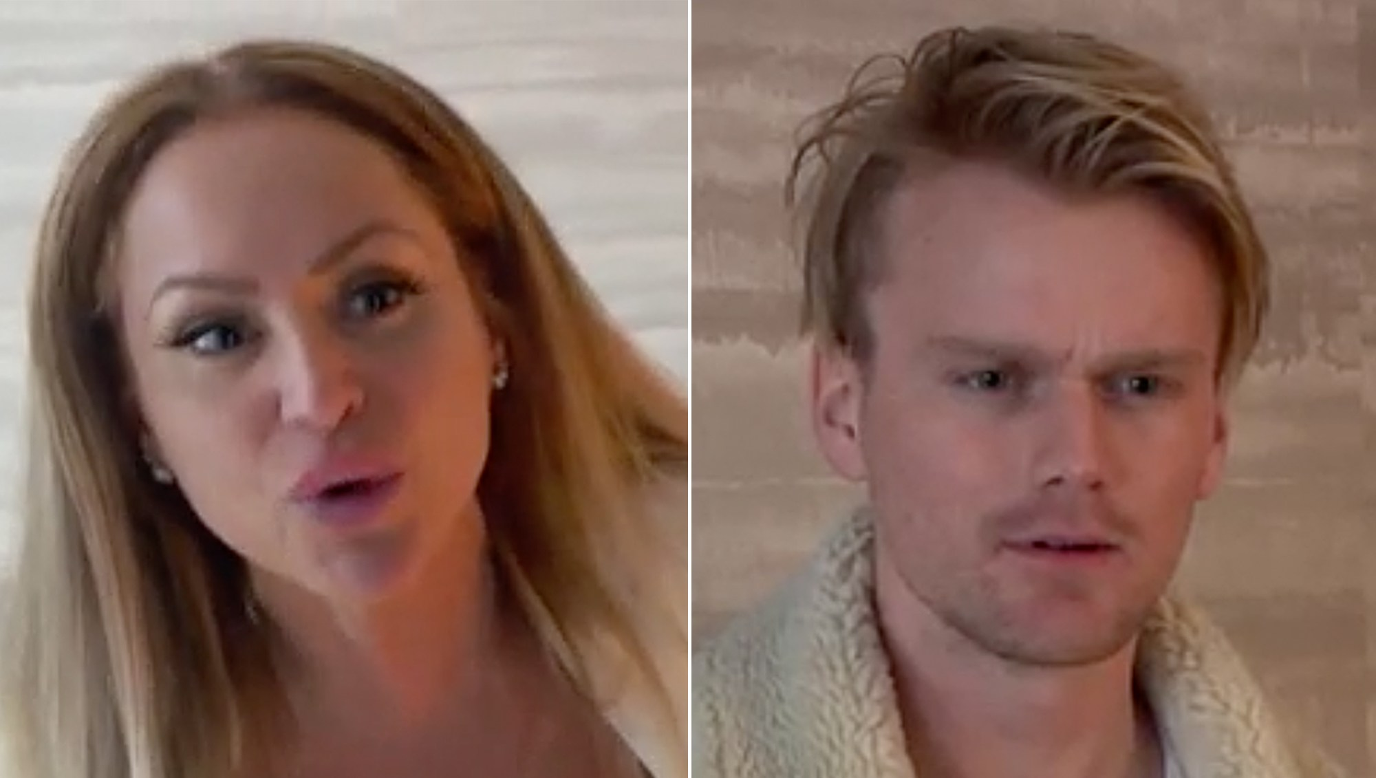 90 Day Fiance's Darcey and Jesse Get Into an Explosive Fight After Breaking Up