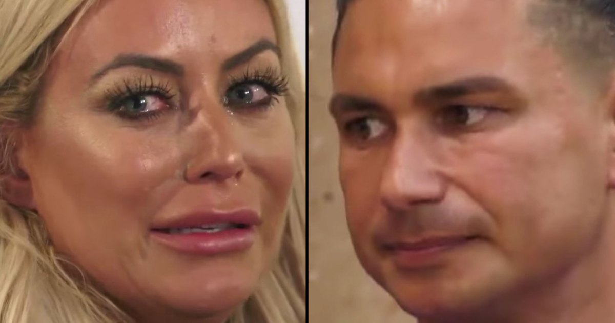 Aubrey O'Day Compares Pauly D to Her Allegedly Abusive Mother