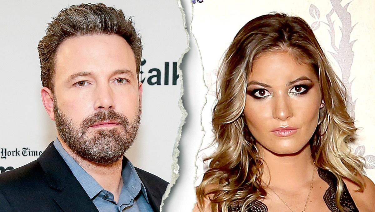 Celebrity Splits of 2018 Ben Affleck and Shauna Sexton split