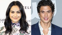 Camila Mendes, Charles Melton, Riverdale, Dating
