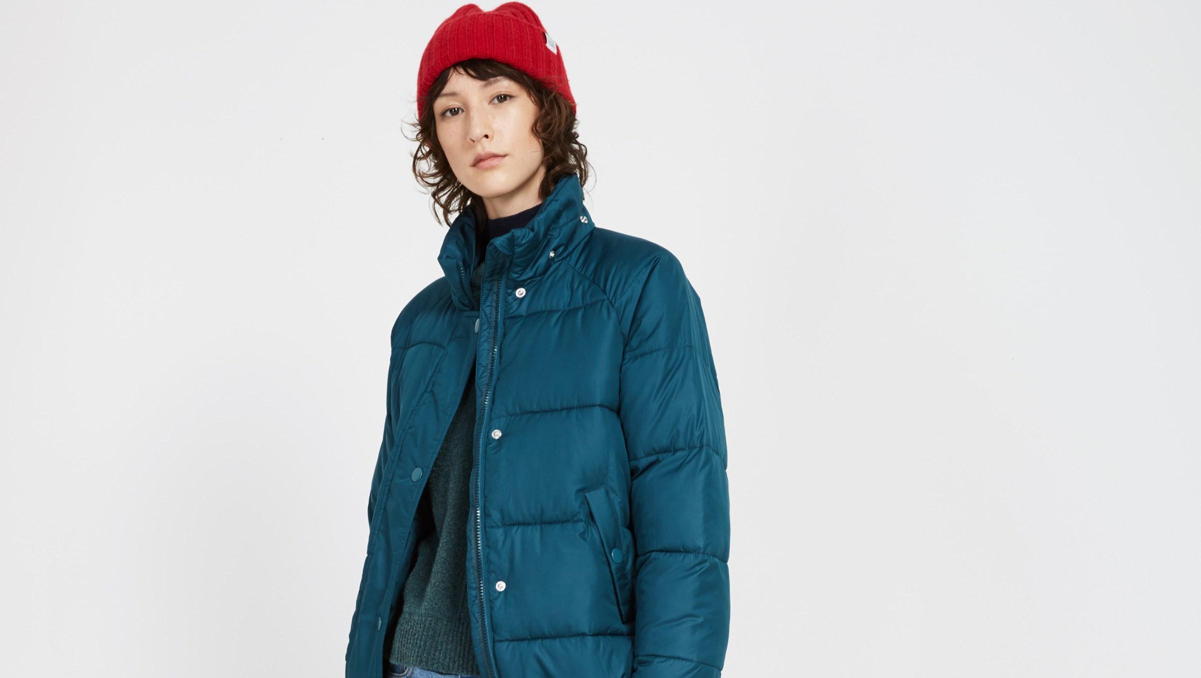 Frank And Oak Explorer Winter Puffer Jacket