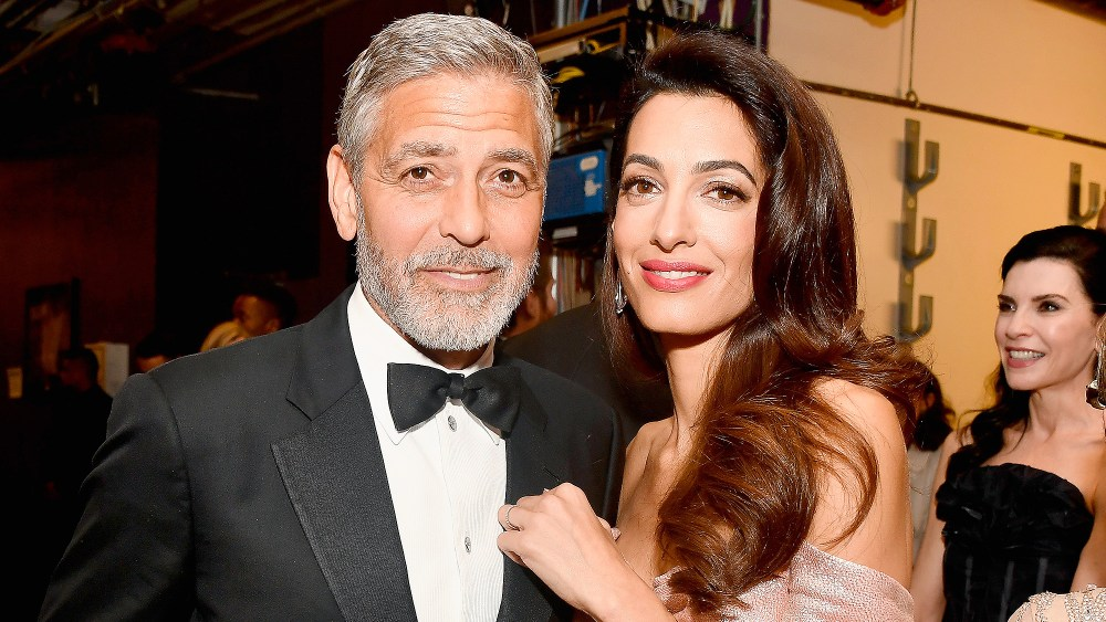 October Chit Chat 2018 George-Clooney-Amal-Clooney-Variety-Power-of-Women-Los-Angeles