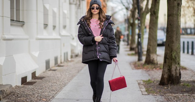 Nail Celebrity Street Style Looks With These Bestselling Leggings From Amazon.jpg