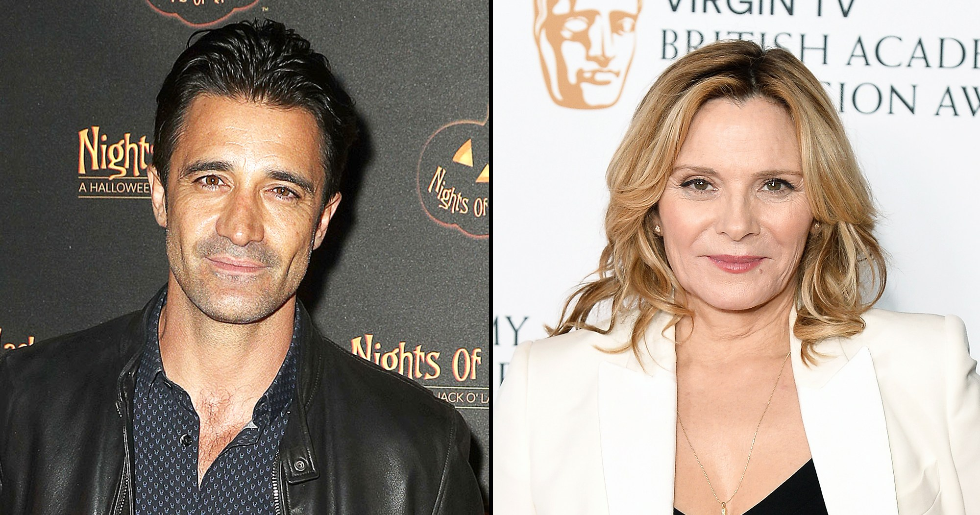 SATC's Gilles Marini: Kim Cattrall Is 'One of the Most Incredible Women'