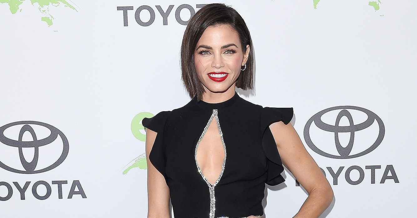 Jenna Dewan Kisses New Boyfriend at Casamigos Party After Filing for Divorce: 'They Were Dancing All Night'