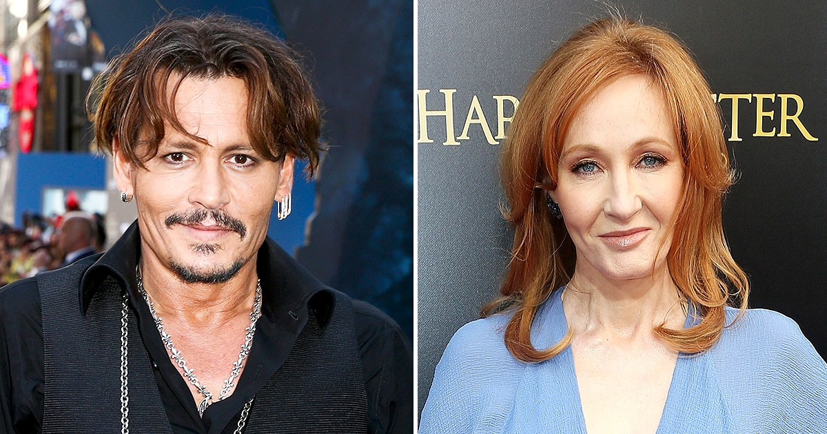 Johnny Depp: J.K. Rowling 'Knows I Was Falsely Accused' of Abuse