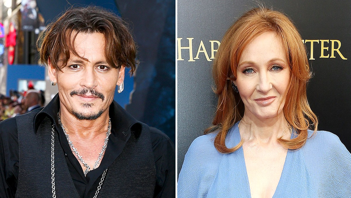 Johnny-Depp-JK-Rowling