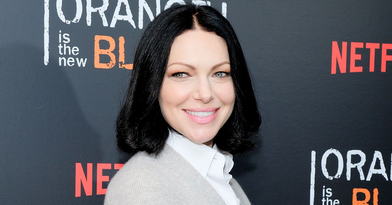 Laura Prepon Shares First Photo of Daughter Ella on 'OITNB' Set
