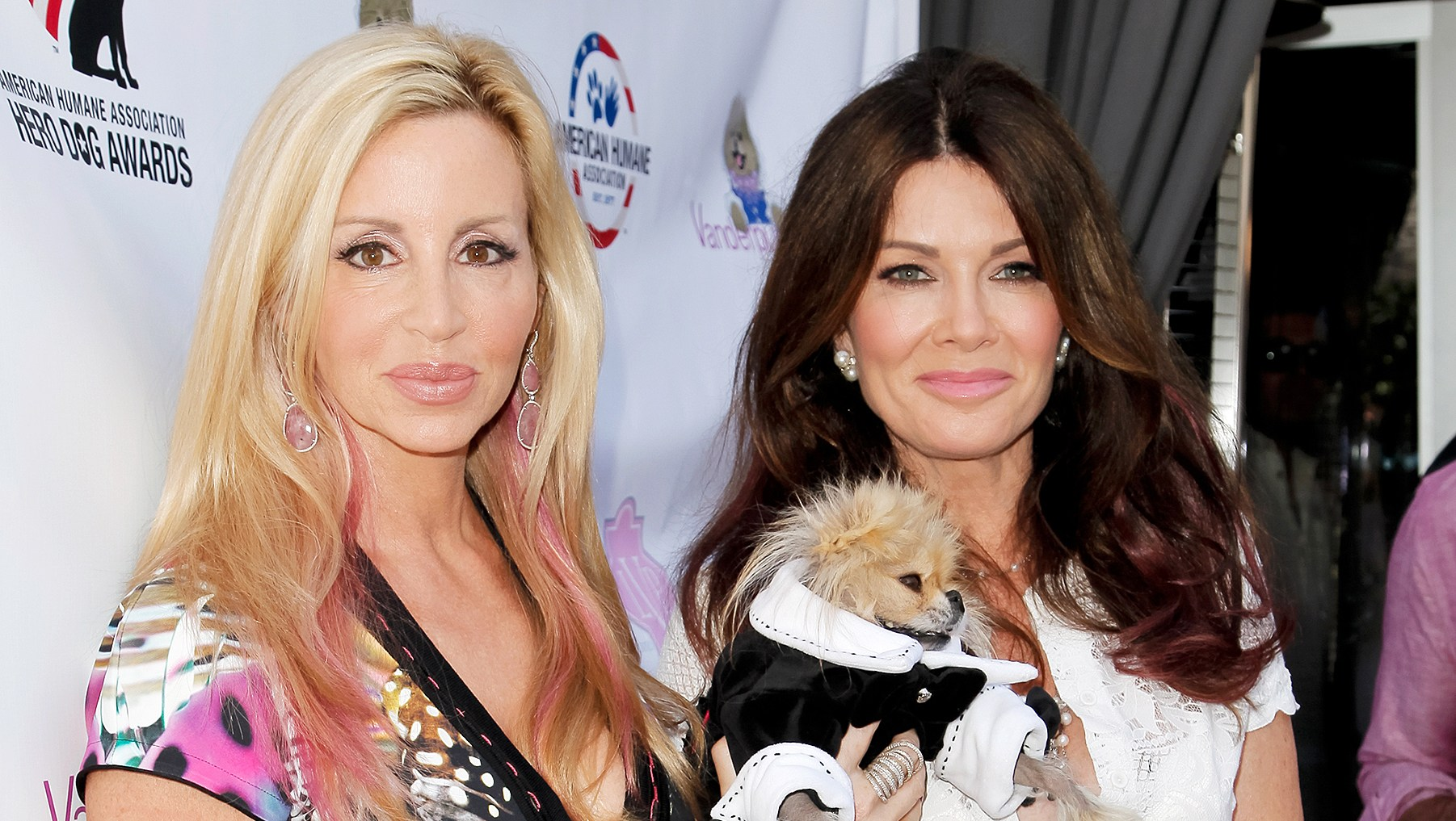 Lisa Vanderpump Not Attending Camille Grammer David C Meyer Wedding