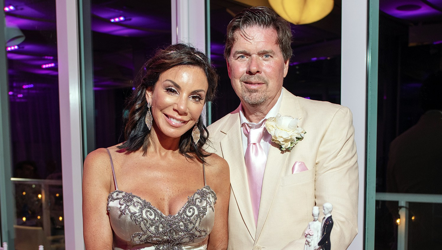 Marty Caffrey Danielle Staub Drinking Fame Accusations
