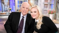 John McCain and Meghan McCain