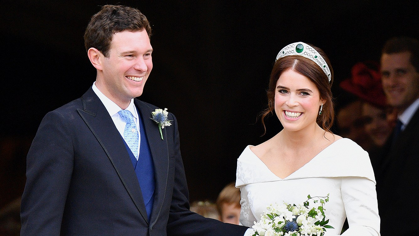 Princess Eugenie, Jack Brooksbank, Wedding