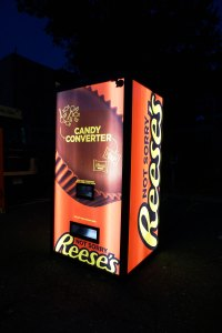 Reese Vending machine