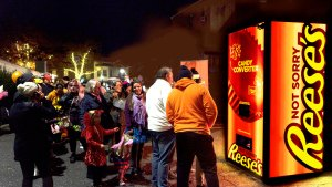Reese Vending machine
