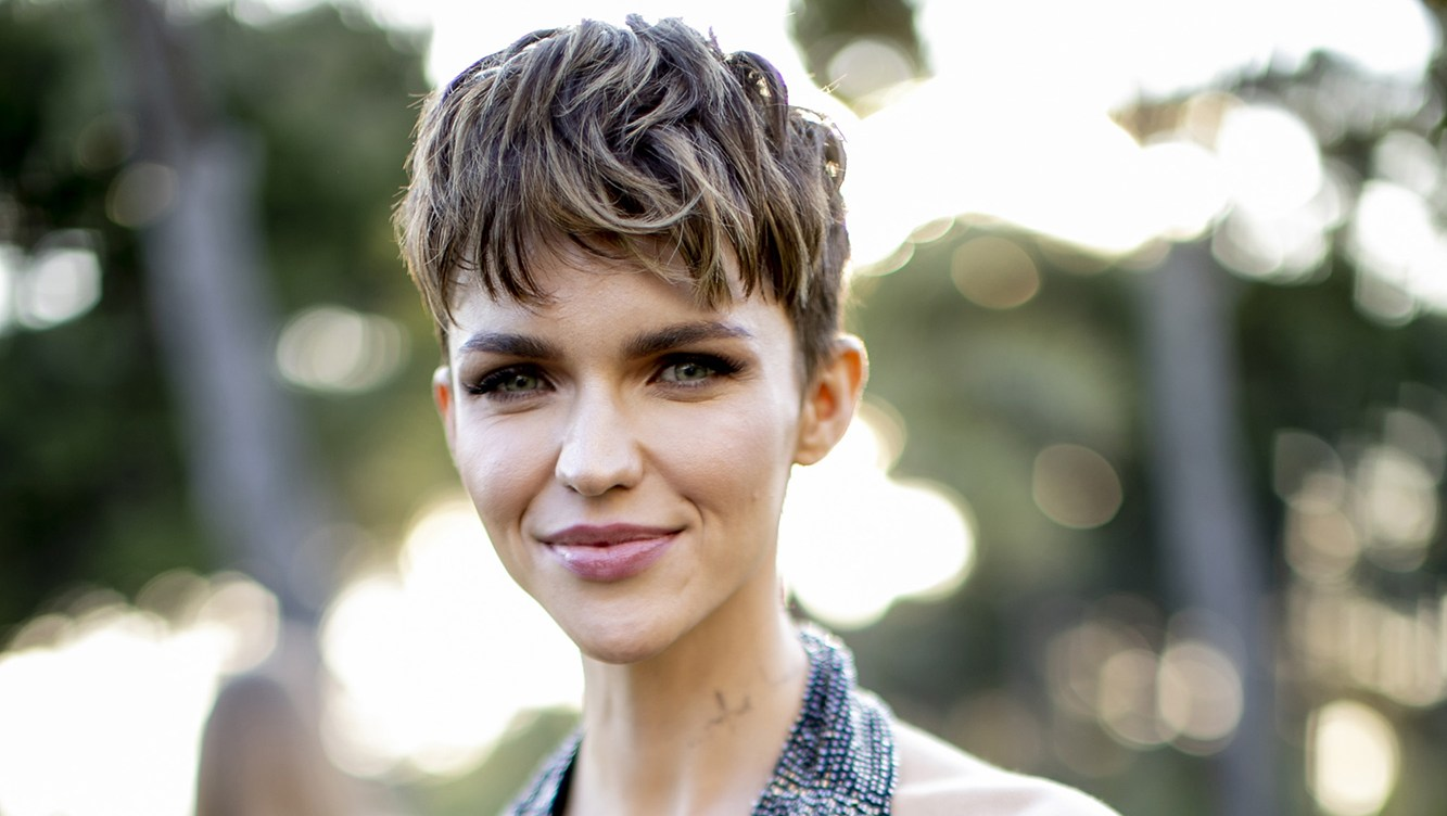 Ruby Rose's transformation for Batwoman