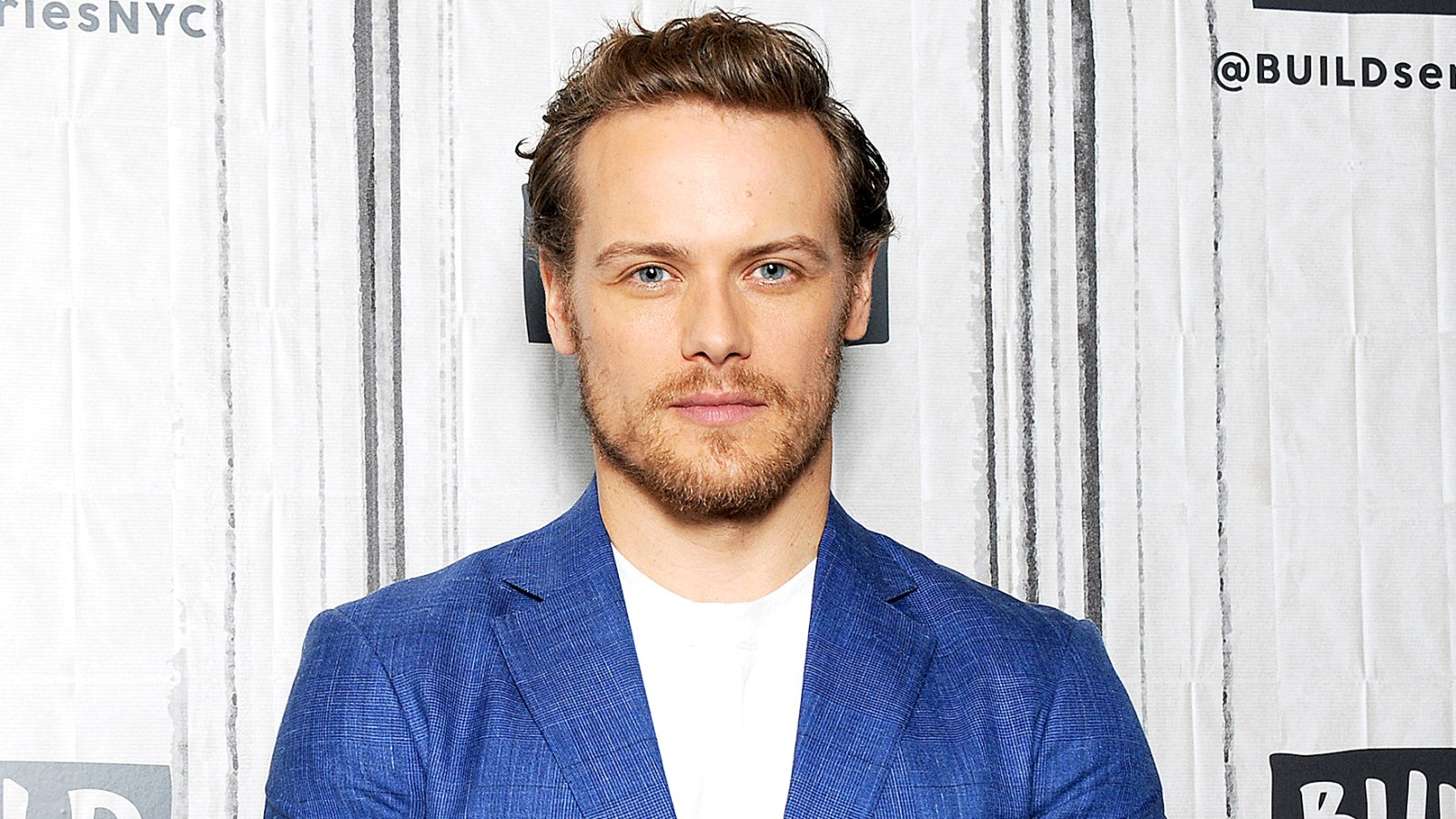 Sam Heughan: 25 Things You Don't Know About Me