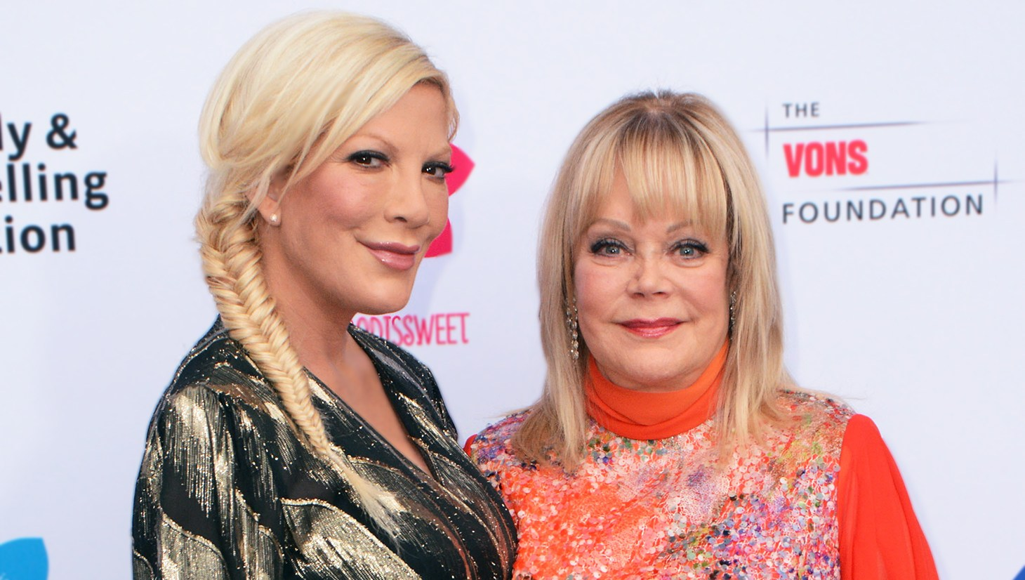 Tori Spelling's Mom Is Helping Her With a Huge Expense