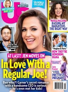 Us Weekly Cover Jennifer Garner
