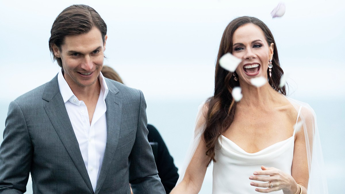 barbara bush george w bush s daughter marries boyfriend craig coyne
