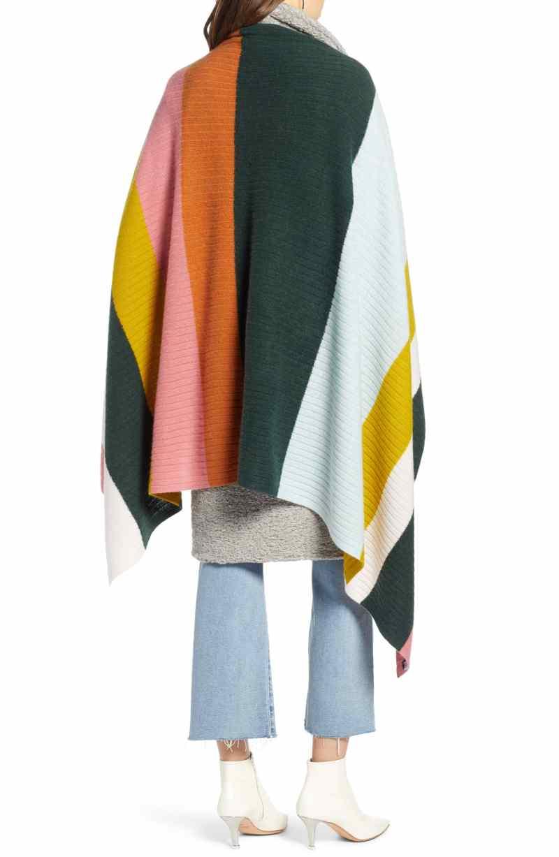 bright wrap cashmere