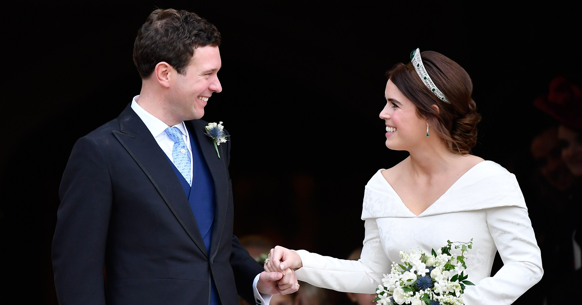 Why Princess Eugenie and Jack Brooksbank Didn't Receive Royal Titles