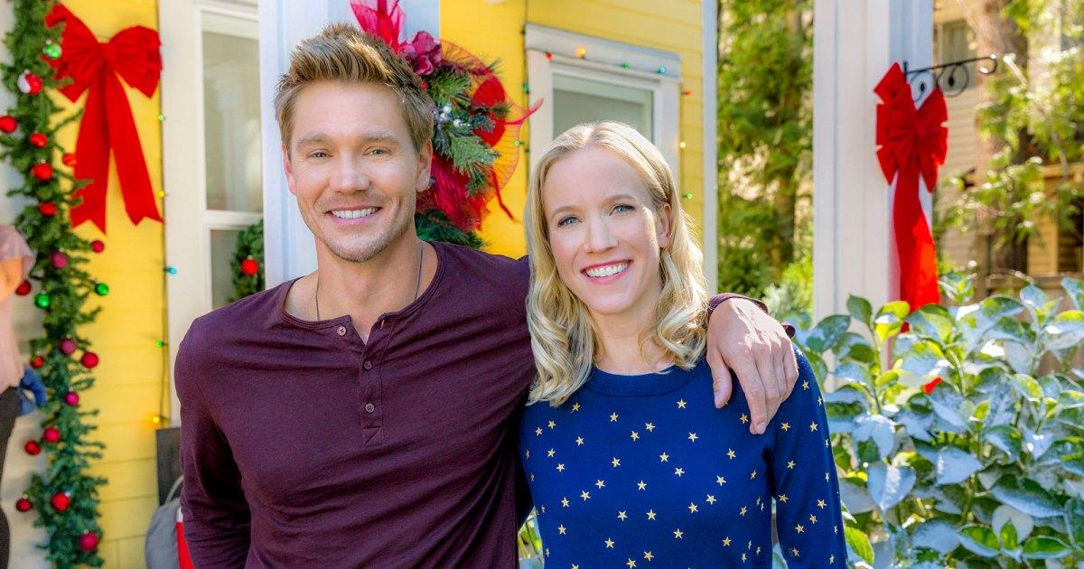 Hallmark's Christmas Movie Lineup 2018