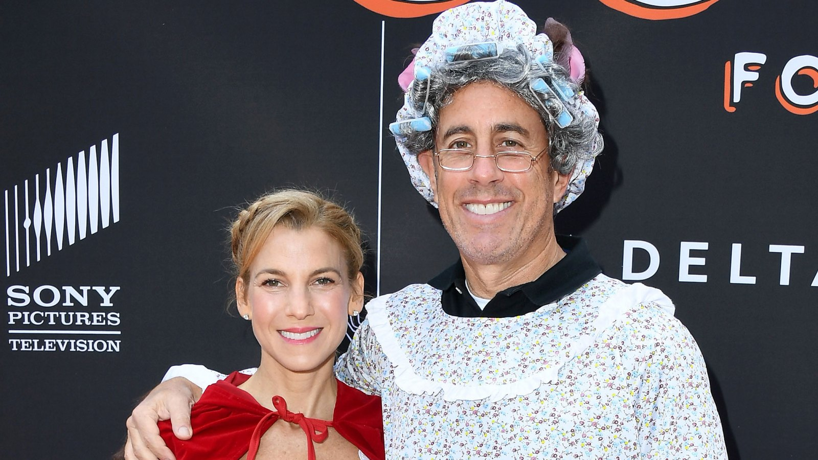 Jerry and Jessica Seinfeld Dish About Daughter Sascha's
