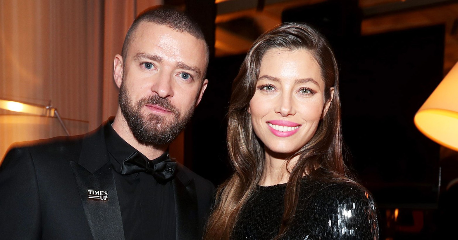Justin Timberlake and Jessica Biel Surprise Students at LeBron James' School in Ohio