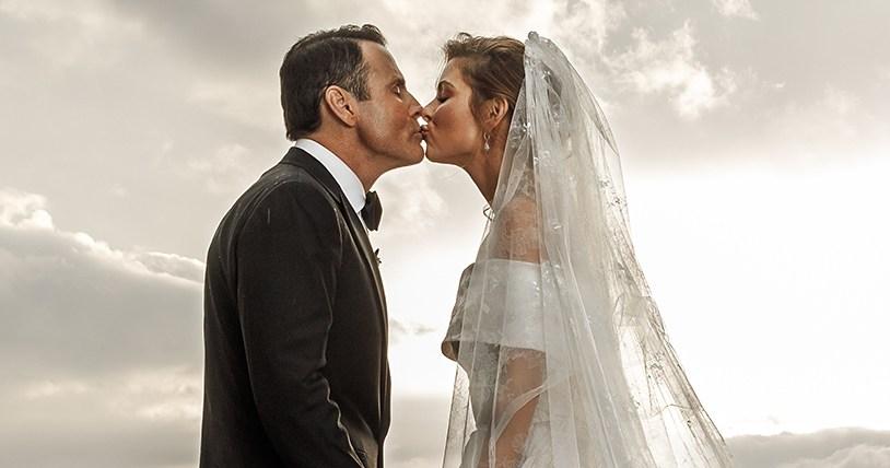 Inside Maria Menounos' Big Fat Greek Wedding