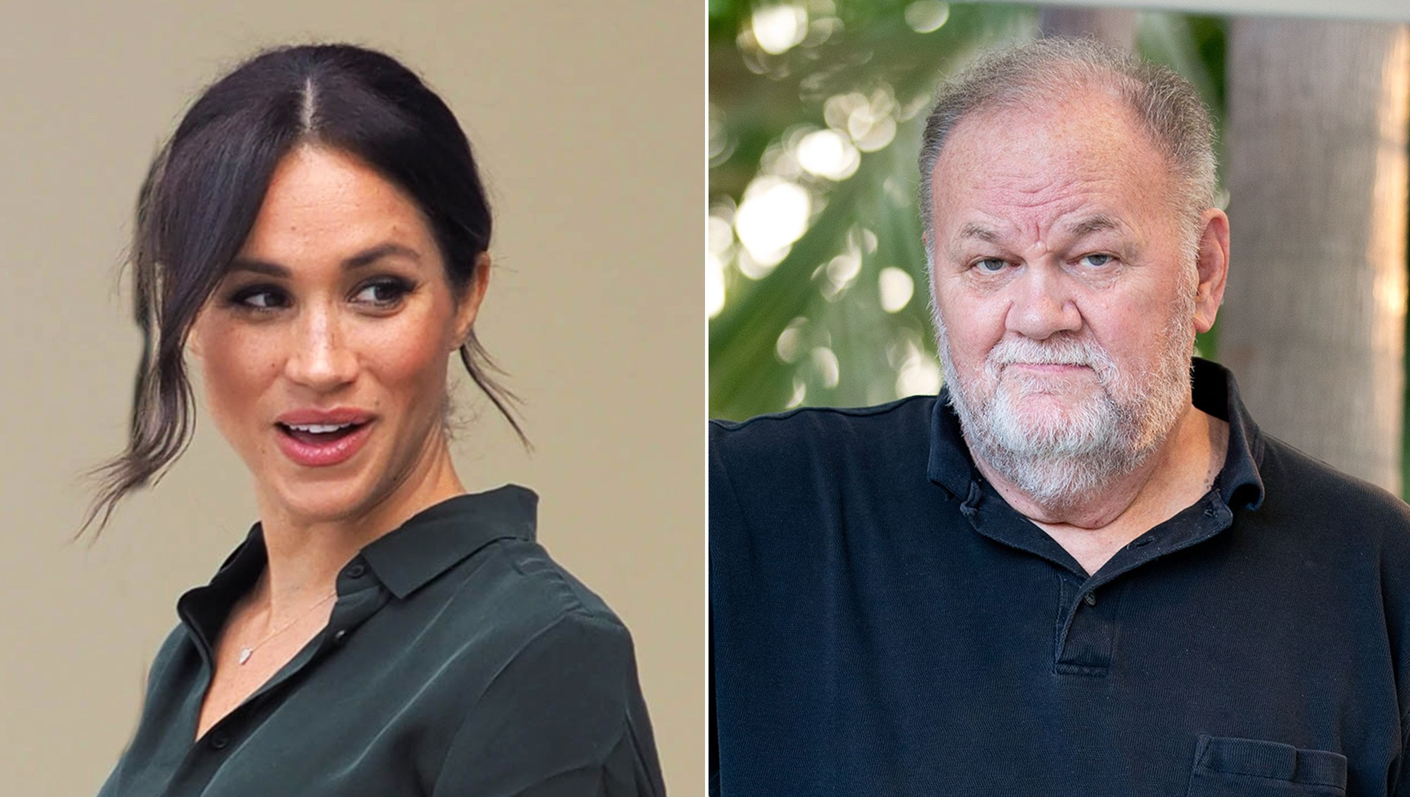 Duchess Meghan's Father Thomas Markle Found Out About Her Pregnancy 'With the Rest of the World'