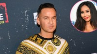 Mike 'The Situation' Sorrentino and Snooki Polizzi