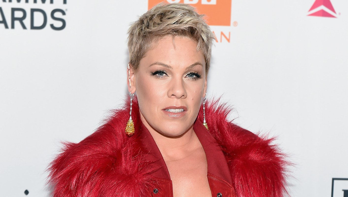 Pink Mourns the Loss of Her Beloved Dog