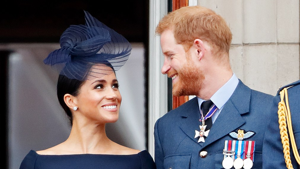Prince Harry Duchess Meghan Pregnant Twitter Reacts