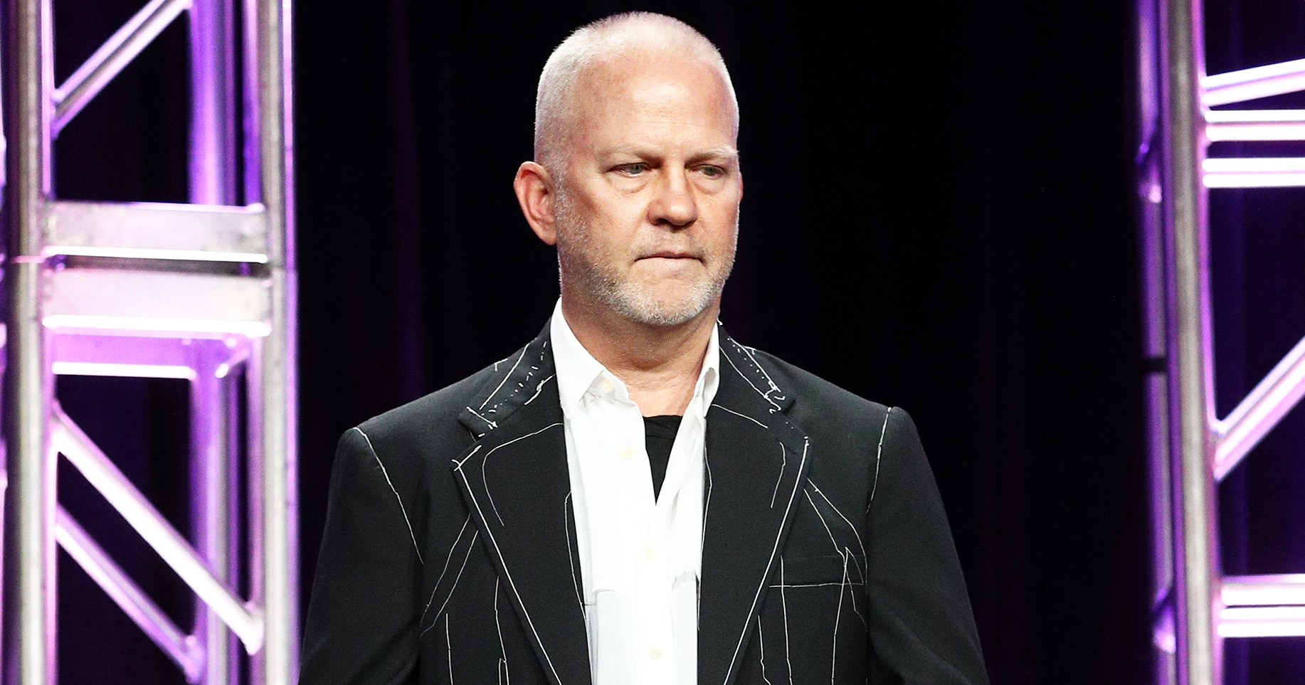 Ryan Murphy Reveals Son Ford Cancer Battle