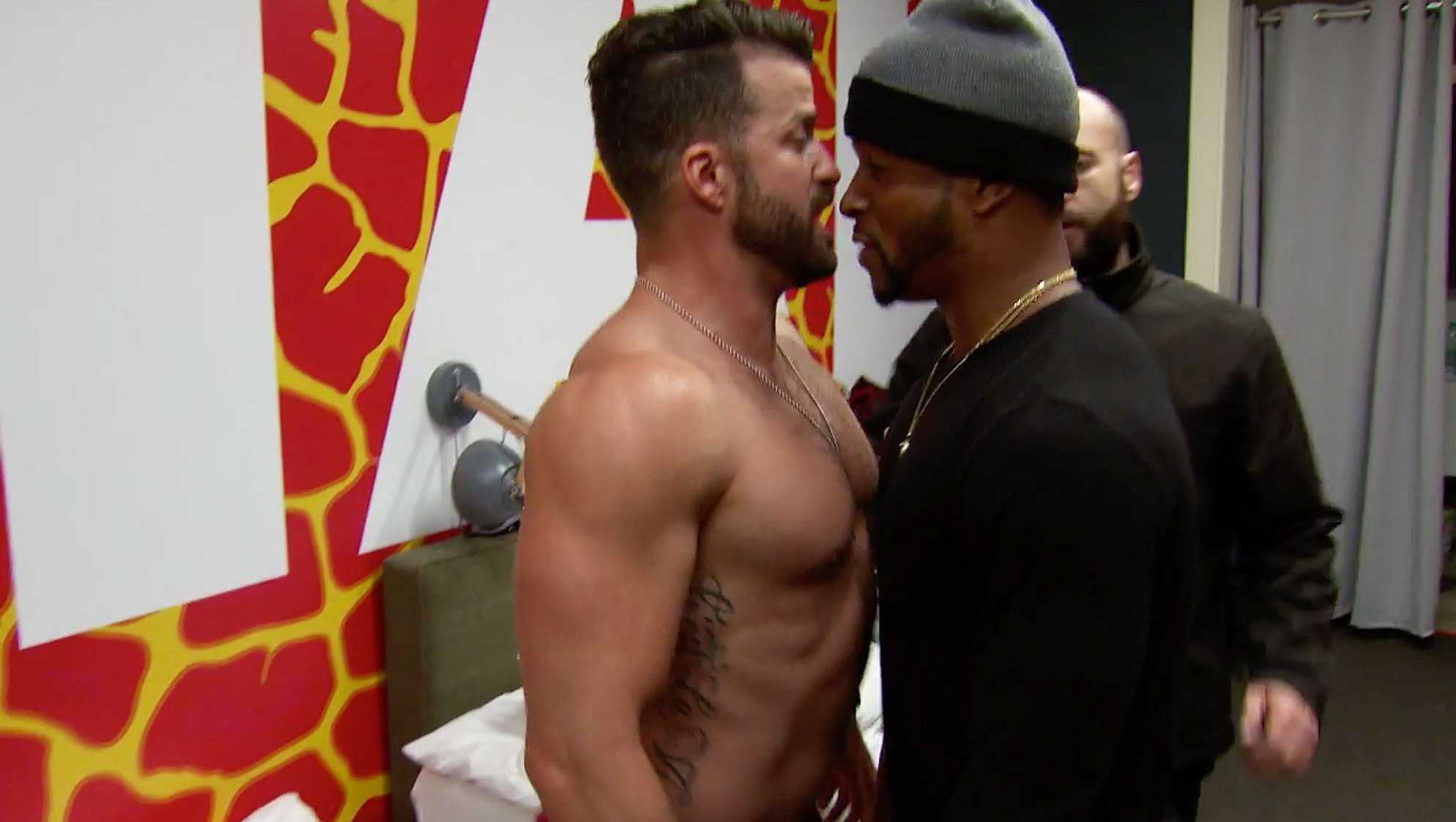 'The Challenge' Sneak Peek: Bananas Gets Egged On Until He Hits His Breaking Point