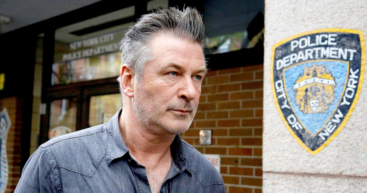 Alec Baldwin Charged With Assault And Harassment After Arrest